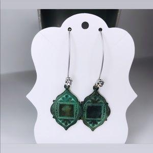♡ 2 for 20$ ♡ Verdigris Earrings